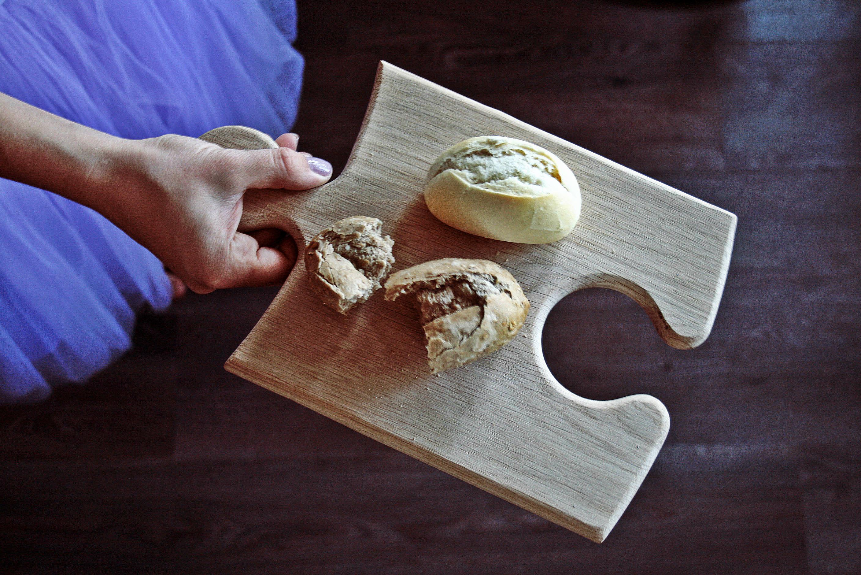 доска пазл, креативное решение для кухни
