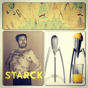 Stark и его соковыжималка
